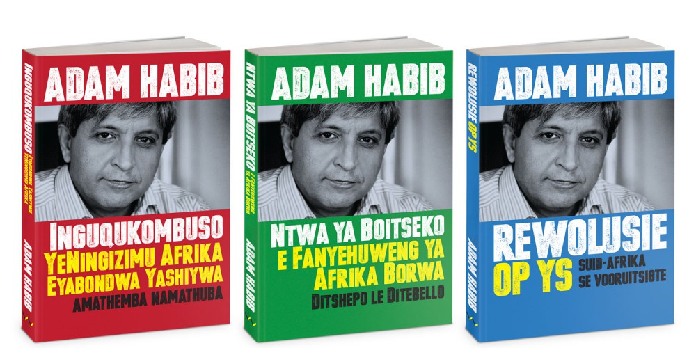 Adam Habib's Suspended Revolution translated