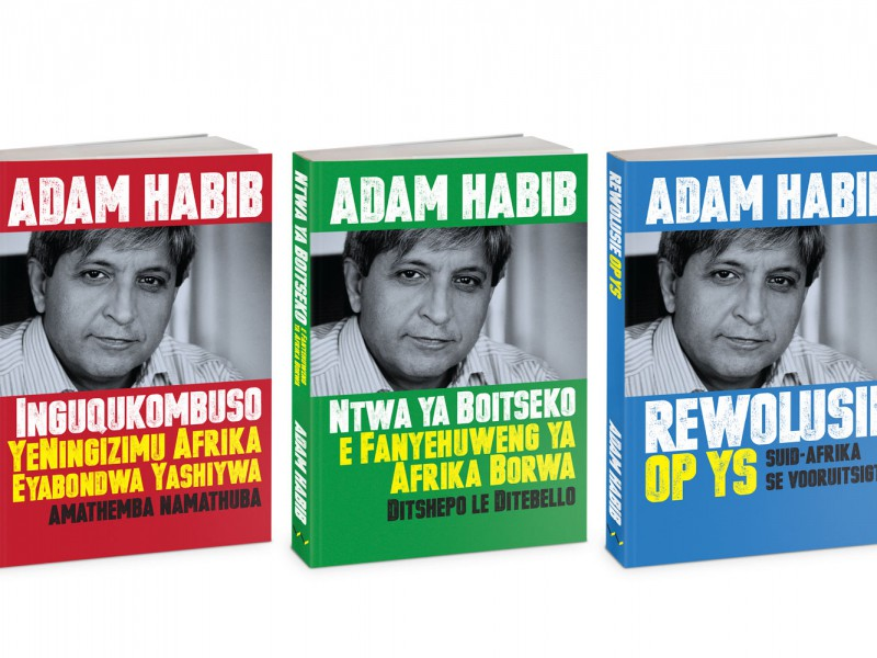 Adam Habib's Suspended Revolution translated