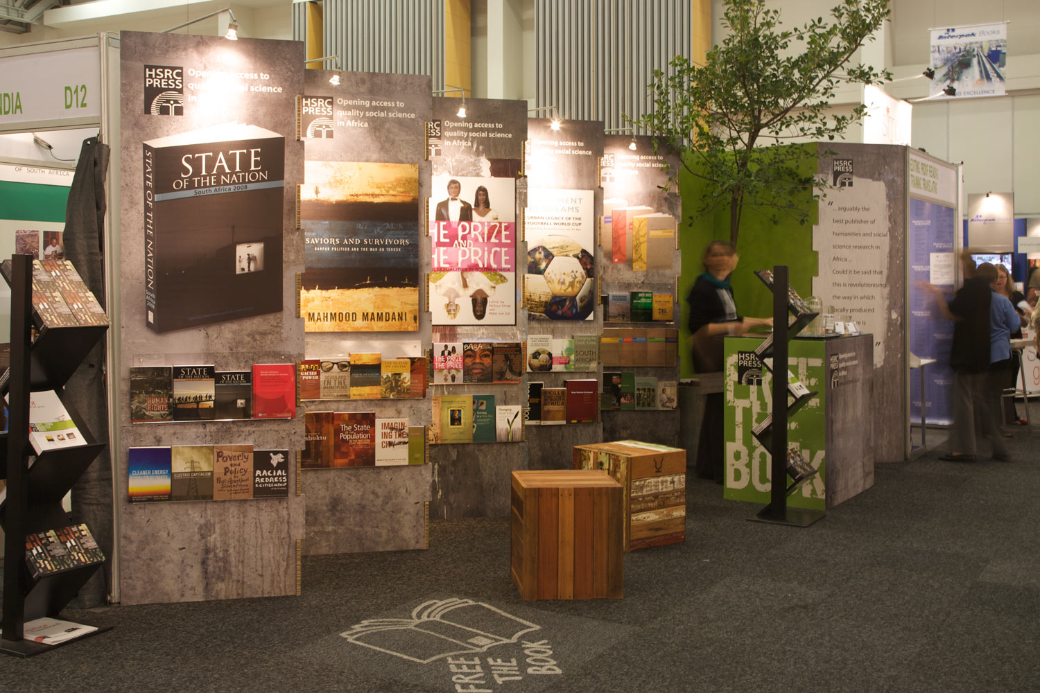 Exhibition Stand Design Books : Publishing farm design