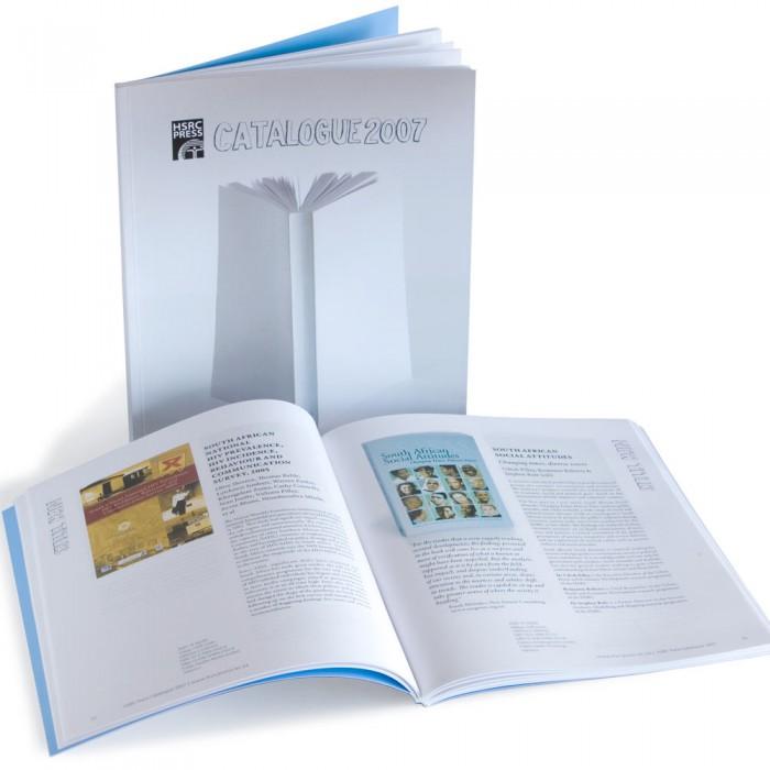 HSRC Press Catalogue 2007