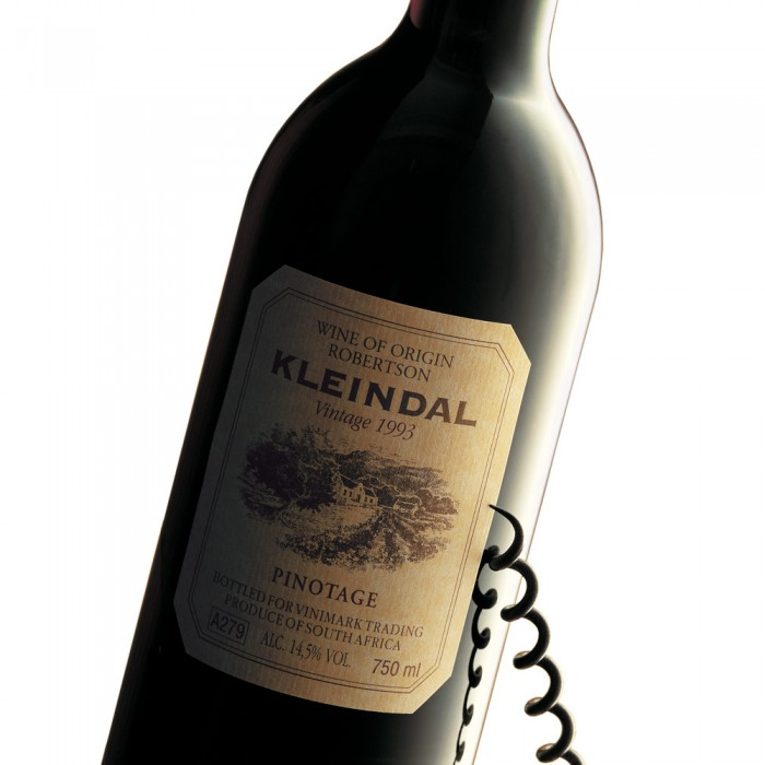 Kleindal supermarket wines