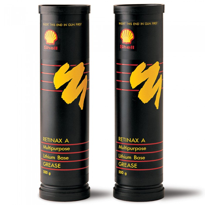 Shell grease canister