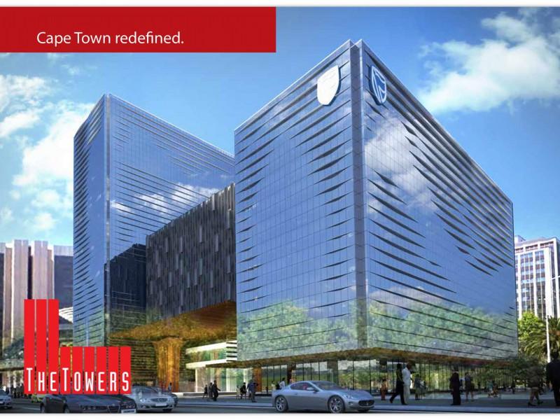 The Towers broker brochure