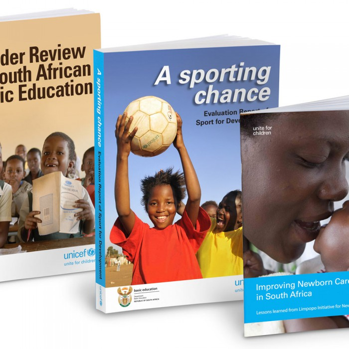 UNICEF books