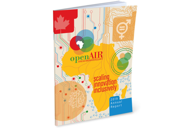 Open AIR Annual Report 2019