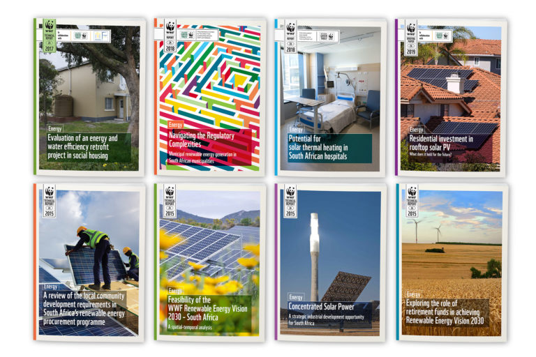 WWF Energy Publications